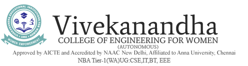 vivekanadha Engineering Logo